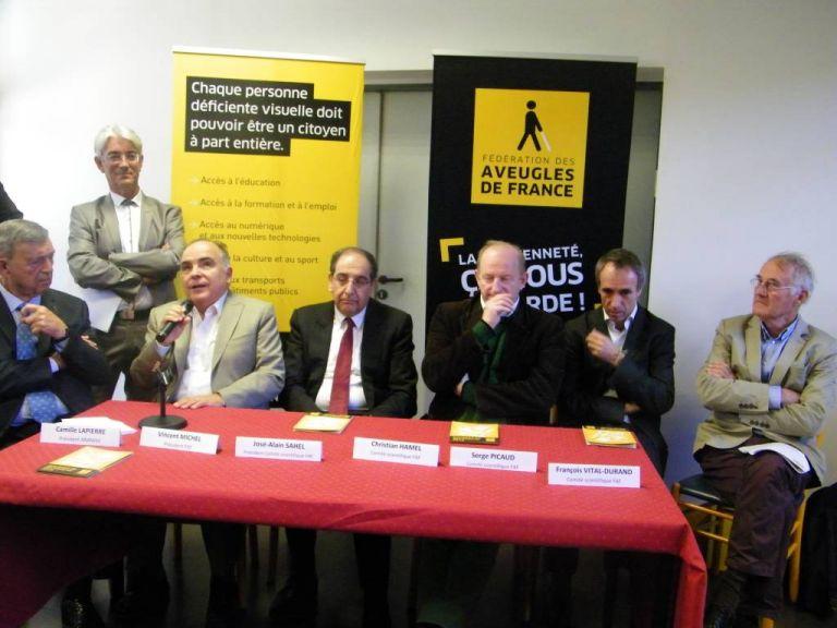 Remise des bourses de recherche FAF 2015 à l'ARAMAV
